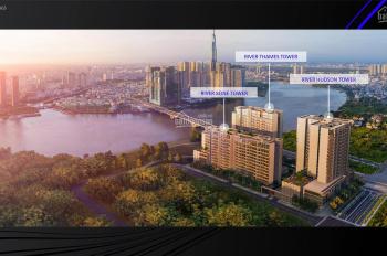 Giữ chỗ có hoàn lại dự án The River Thủ Thiêm, giá từ 130 triệu/m2, TT góp trong 3 năm, CK cao