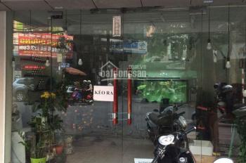 8.5 tỷ mặt phố Vương Thừa Vũ, diện tích 37m2, mặt tiền 9.3m, bán gấp