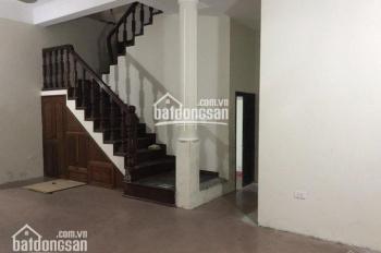 Cho thuê nhà riêng ngõ 232 Tôn Đức Thắng 90m2 x 5 tầng, 2 mặt tiền 7.5m, giá 30 tr/th, 0968063506
