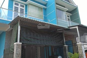 Bán dãy phố trệt 1 lầu 3.5x14m, hẻm xe hơi gần chợ Hung Long, giá 750tr - 0839331665