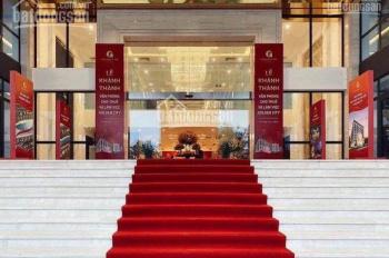 Cho thuê mặt bằng kinh doanh, văn phòng tại TTTM Golden City Thành phố Vinh, giảm giá sốc 2 năm đầu