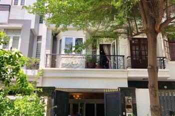 Nhà phố MT khu C An Phú Quận 2 ngay gần công viên Cao Đức Lân, 4x20m, hầm trệt 2 lầu, giá 14.5 tỷ