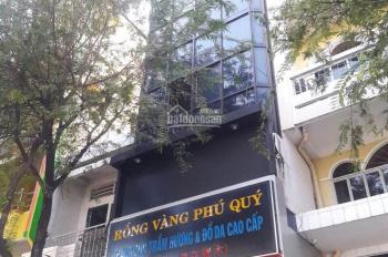 Bán nhà 4 lầu thang máy mặt tiền đường Tăng Bạt Hổ, P. 12, Q. 5, 4x27m, 4 lầu, giá 23 tỷ TL