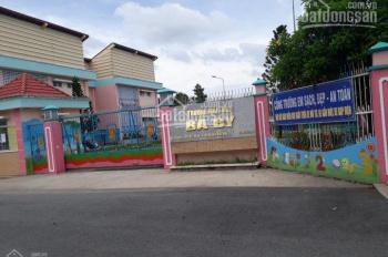 Bán đất KDC An Lạc City, vị trí đẹp cuối đường Võ Văn Kiệt - QL 1A - Hưng Nhơn, sổ hồng riêng