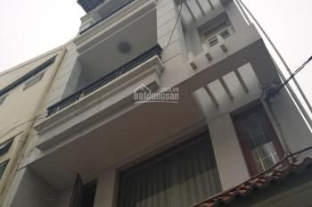 Cho thuê nhà nguyên căn đường Yên Thế quận Tân Bình 4.5x20m 1 trệt 3 lầu