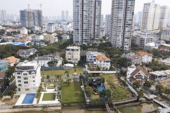 Bán biệt thự bờ sông Thảo Điền, đẳng cấp top 1 Thảo Điền gia chủ tự xây dựng. 0907661916