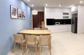 Nhà giống ảnh 3PN full 100% đồ mới FLC Green Apartment 18 Phạm Hùng, hotline 0378980882