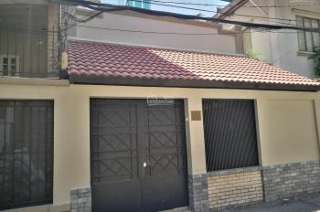 Bán nhà mặt tiền đường Ngô Gia Tự, 5.4x12.25m, NH 6.15m, giá bán 16,5 tỷ