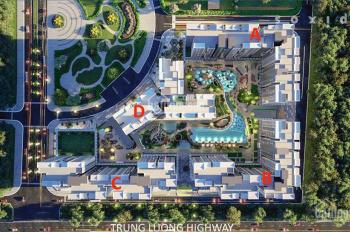 Bán căn hộ chung cư đường Nguyễn Văn Linh Hồ Chí Minh, diện tích 60m2 giá 1,8 tỷ đóng 1%/tháng