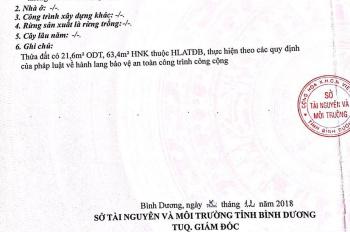 Chính chủ bán đất thổ cư giá rẻ đường Bình Chuẩn 11, lh 0918346459
