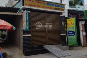 Bán nhà hẻm chợ Thủ Đức đường Kha Vạn Cân, P. Trường Thọ. 4x20,5m LH 0938 91 48 78