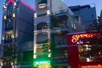 Bán gấp nhà mặt tiền đường Bắc Hải Q. Tân Bình, DT: 83m2, trệt, 3 lầu giá bán chỉ 13.5 tỷ còn TL
