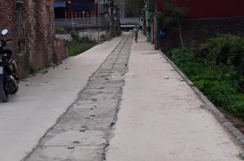 Bán đất thổ cư sổ đỏ chính chủ tổ 10, Ấp Tre, TT Quang Minh. DT 55m2, giá thỏa thuận