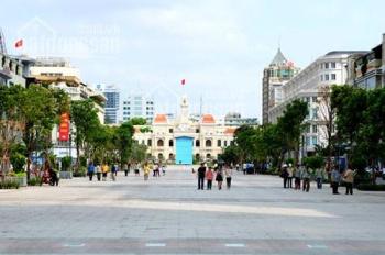 Tưởng giả nhưng là thật! Cho thuê mặt tiền Nguyễn Huệ, quận 1 (16x14m) giá 160 triệu/th