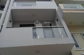 Cho thuê nhà mới mặt tiền Lê Văn Thọ, P8, Gò Vấp, gần Quang Trung, 4x30m, 4 lầu