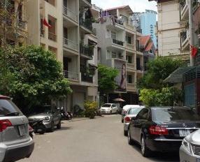 Cho thuê nhà phân lô ngõ 2 Giảng Võ, khu dân trí cao ô tô đỗ cửa thoải mái, DT 60m2 x 5 tầng