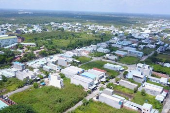 Bán đất thổ cư 125m2 có sổ hồng riêng, 900 triệu hỗ trợ vay ngân hàng tại Tỉnh lộ 10. 0906 968 057