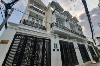 Nhà mới trục đường Phạm Văn Đồng, sổ hồng hoàn công, cạnh Giga Mall giá chỉ 5.8 tỷ