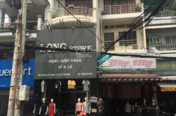 Cho thuê nhà Lê Văn Sỹ, Tân Bình gần Đặng Văn Ngữ. DT: 4.8x30m 1 trệt 3 lầu sân thượng có sân để xe