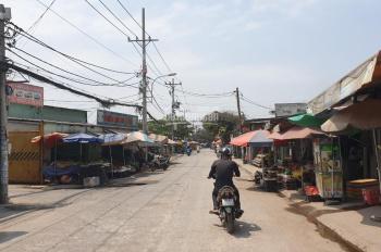 Bán gấp nền đất 120m2 thổ cư ngay chợ Việt Kiều Củ Chi TPHCM, sổ hồng riêng công chứng ngay