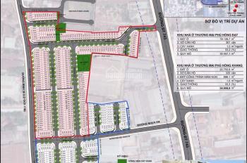 Dự án đất nền mới nhất trung tâm thị xã Thuận An đã có SHR, chỉ 24.6tr/m2