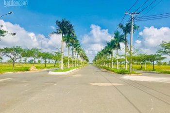 Cần bán đất gần sát dự án Vingroup, cách TP.HCM 3 phút đi bộ, giá 1.1 tỷ/nền 140 m2