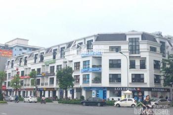 Chính chủ cho thuê nhà mặt phố Hàm Nghi căn Shophouse B3, 90m2 x 5 tầng, mặt tiền 6m