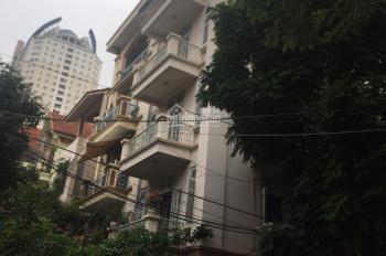 Chính chủ cho thuê biệt thự Trung Hòa, Nhân Chính. DT 136m2 x 4 tầng, giá 40tr/th CC: 0983 262 899