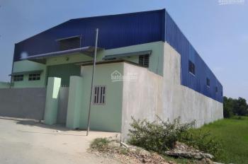 Bán xưởng 1200m2, 22mx55m, mới xây đầy đủ điện nước 3 pha PCCC. LH 0936787279