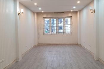 Cho thuê nhà mặt phố Mạc Thái Tổ 50m2 x 6 tầng, 1 hầm, mới đẹp chỉ 30tr/th (vỉa hè rộng)