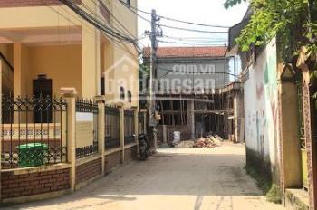 Bán đất Bà Triệu Hà Đông, 55m2, ô tô đỗ cửa, mặt tiền 4,5m, 2.55 tỷ