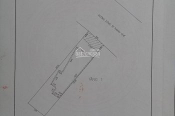 Bán nhà mặt tiền Dũng Sỹ Thanh Khê, DT: 111.2m2, ngang 5m, nhà cấp 4, giá 5.3 tỷ