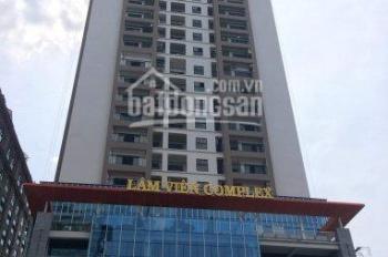 Chính chủ cần bán căn hộ AZ Lâm Viên (Cầu Giấy) 88m2, 2PN, 2WC, hướng Nam, 2,5 tỷ