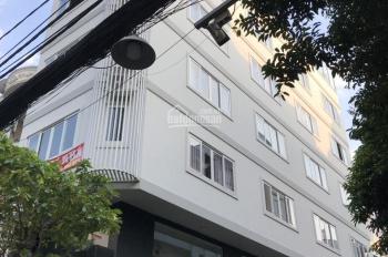Nhà 5 lầu suốt, góc 2 MT Nguyễn Minh Hoàng, 5x20m