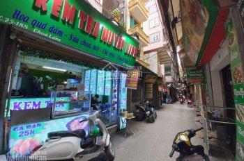 Cho thuê nhà ngách 14 ngõ 121 Chùa Láng, diện tích 50m2