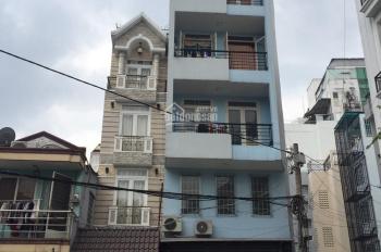 Bán nhà mặt tiền đường Nguyễn Thái Bình, P12, Tân Bình. DT: 4x9m, 3 lầu mới, đang KD tốt