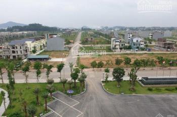 Bán lô sát góc biệt thự 412m2 nhìn ra phía KS Dic KĐT Nam Vĩnh Yên, LH Thu Phương 0972 015 838