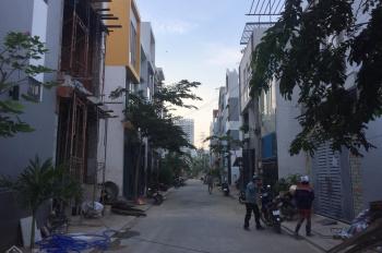 Tôi cần bán đất cầu Xây Dựng, đường Nguyễn Duy Trinh, 52m2, hướng Đông