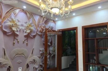 Bán gấp nhà 4 tầng ngõ ô tô Vũ Hựu, P Thanh Bình chỉ 2,35 tỷ