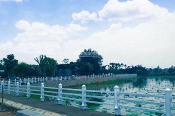 Còn vài lô mặt hồ duy nhất của Hòa Lạc sổ sẵn có view hồ sen 3ha. LH: 0966853240