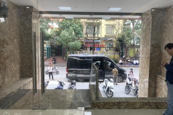 Cho thuê nhà mặt phố Nguyễn Quốc Trị, S 104m2, nhà 6 tầng, tiện kinh doanh