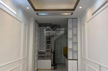 Cho thuê nhà mặt phố Nguyễn Văn Huyên gần Cầu Giấy, 30m2 x 3T, mặt tiền 5m, kinh doanh mọi mô hình