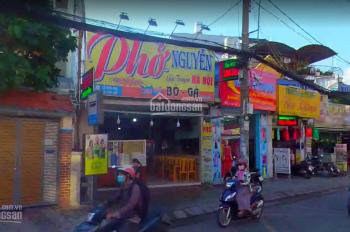 Cho thuê nhà mặt tiền Lê Văn Thọ, 5m x 27m, 1 trệt 1 lầu, ngay chợ, gần đường Quang Trung