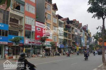 Cho thuê nhà mặt phố Vũ Phạm Hàm, S 110m2, 5 tầng, kinh doanh tốt
