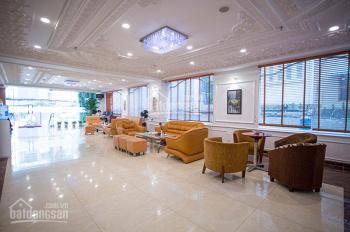 Bán khách sạn 50 phòng MT Trần Trọng Cung, Quận 7. DT 10x24m, hầm, 8 lầu giá 85 tỷ