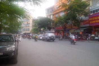 Bán nhà phố Lê Thanh Nghị, Giải Phóng, 53m2 x 7 tầng thang may, kinh doanh, ô tô, 12.5 tỷ