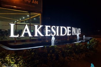 Cần tiền bán nhanh căn Shophouse Lakeside Palace giá đất chỉ 4.2 tỷ thuộc Block B2 - 17 - 565