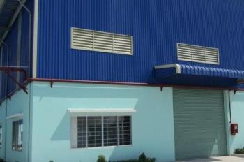 Cho thuê kho xưởng DT: 700m2 gần QL13 sát TP. HCM. LH: 0907.26.06.86