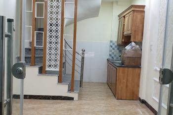 Cho thuê nhà mới 4 tầng đầy đủ nội thất tại Nam Dư, Lĩnh Nam