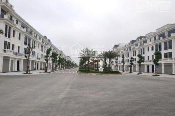 Bán nhanh LK27 KĐT Vân Canh Hoài Đức Hà Nội, mặt đường Trần Hữu Dực, DT 110m2, LH 0915.182.666